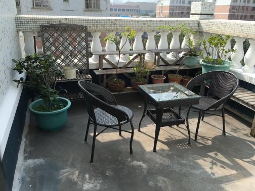 前埔文兴东精装两房送独立露台使用83平可做三房