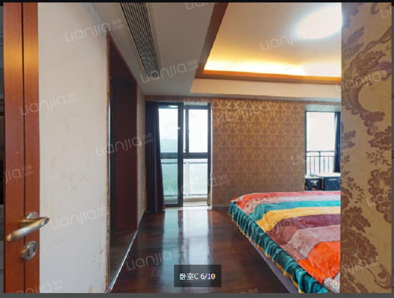 此房是海峡二期面积最小的三房,紧凑三房,二期刚需之选